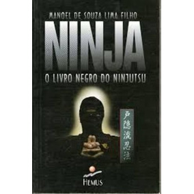 livros de ninjutsu