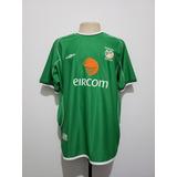 78c64129ff Camisa Futebol Oficial Seleção Irlanda 2002 Home Umbro Tam G