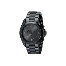 69d3a0cd75171 Relógio Michael Kors Mk5550 Preto Black Original Masculino ...