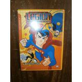 Legion De Superheroes Dvd Vol. 2 Serie Tv 4 Episodios