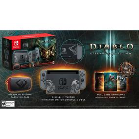 Console Nintendo Switch Diablo 3 Eternal Collection Edition