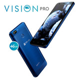 Celular Vision Pro 5.5 Hd Quad 16gb 8/8mpx 4g Android 7