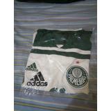 Camisa Palmeiras 2018 - Modelo 2 (branca) Original