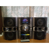 Equipo Musica Sony Mhc-gt222