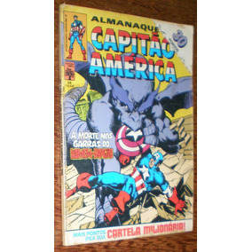 Capitão América N° 56 Com O Dicionário Marvel