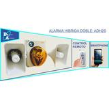 Alarma Vecinal Doble Sirena Domotic (rf Y Smartphone)