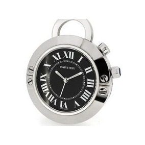 Reloj Cartier Santos Dumont De Bolsillo Travel 2754 $10,000.