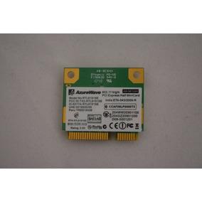 Placa Rede Wifi Realtek Wireless Rtl8191se Mini Pci W7415