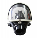 Respirador Facial Inteira Full Face Silicone 1via Ca 5758