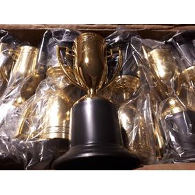 9593e290ab179 10 Trofeo Copa Dorada 10cm Premio Futbol Deportivo
