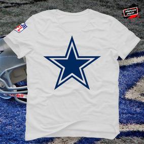 ab4ac5f9007a8 Dallas Cowboys - Camisetas e Blusas no Mercado Livre Brasil