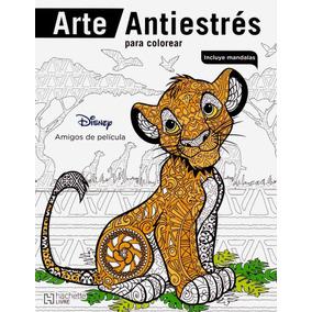 Libro De Mandalas Disney En Mercado Libre México