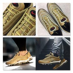a1f96aba0e Zapatillas Air Max Doradas Hombres Nike - Ropa y Accesorios en ...