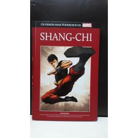 Hq Shang-chi - Os Herois Mais Poderosos Da Marvel N°42