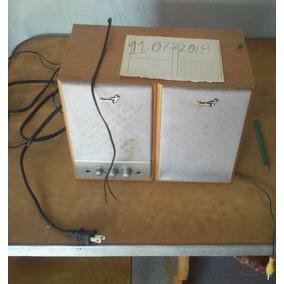 Cornetas Genius 2.0 Hf 350x Pc