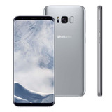 Samsung Galaxy S8 2 Chip 64gb Tela 6.2 Android 7.0 4g 12mp