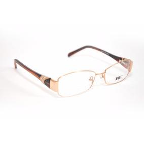 b290d2b54de51 Armação Para Óculos Feminino - Haste Detalhe Donna Carrara