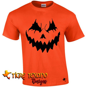 Playera Halloween Modelo 05 By Tigre Texano Designs