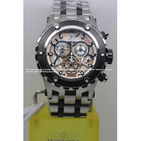 63f7e7feea1 Relógio Invicta Jason Taylor 13047bwb Edição Limitada - Relógios De ...