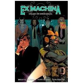 Ex Machina - Estado De Emergência Panini