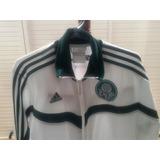 Jaqueta Do Palmeiras adidas Original Branca Usada