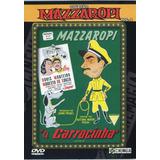 Dvd - A Carrocinha - 1955- Mazzaropi - P&b