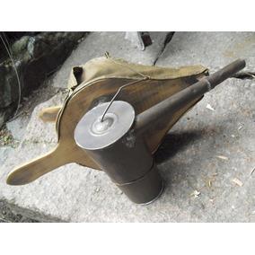 Antiguo Fumigador Para Usar Como Fuelle Para Encender Fuego
