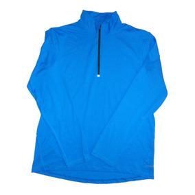 Champion Pullover De Caballero Talla M Azul Nuevo!!!