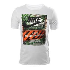 Playera Nike Blanca