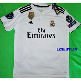 81289c364d Camisa Original Real Madrid Oficial 18 19 - Frete Grátis !