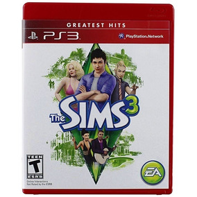 The Sims 3 - Mídia Física / Ps3