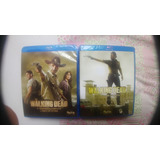 Kit Blu Ray The Walking Dead - 1ª 2ª 3ª Temporadas