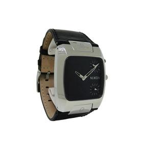 Relógio Masculino Nixon A086 000 The Banks - Pulseira Couro