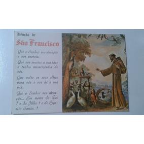 Cartão Postal - Benção De São Francisco - Canindé - Ce