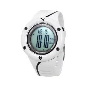 Reloj Puma Unisex Cardiac Blanco Sport..... Oferta!!
