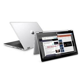 Laptop Hp Pavilion X360, Convertible 2 En 1, 15.6 Full Hd