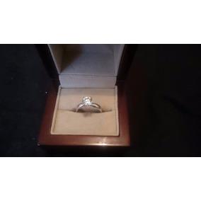 Anillo Solitario C/diamante 1.17 Q Vvs Remato.