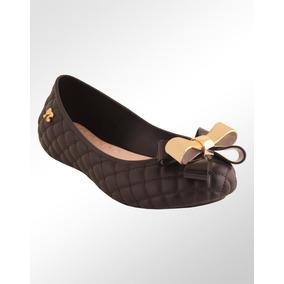 0217abe75 Sapatilha Infantil Da Barbie Grendene Preto - Sapatos no Mercado ...