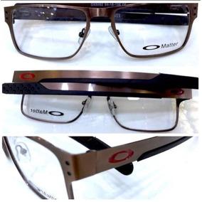 Holbrook Armaçao Vermelha - Óculos no Mercado Livre Brasil 969e361639