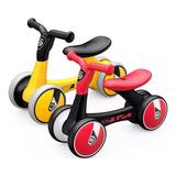 Mini Bici De Arrastre Balanceo Sin Pedales Pata Pata Andador