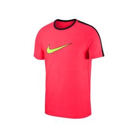 Playera Nike Poliéster Fútbol Para Caballero Talla Mediana