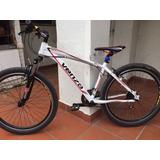 Bicicleta Mountain Bike Venzo Yety 26 Pro Cambios Shimano