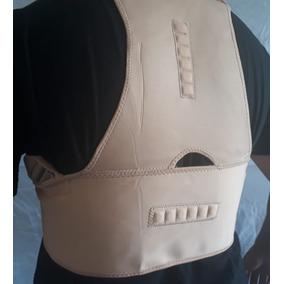 Colete De Postura Corretor Lombar Coluna C/ Imãs Magnéticos