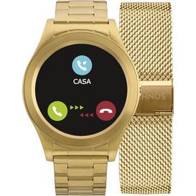 Relogio Smart - Relógio Technos Masculino no Mercado Livre Brasil 1e01a32e59