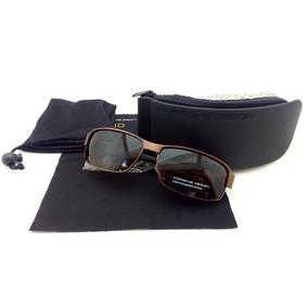 f22dd1b2de442 Oculos De Sol Police Marrom - Óculos no Mercado Livre Brasil