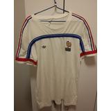 Lote Com 2 Camisas De Seleções - França E Alemanha