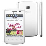 Smartphone Lg Optimus L1 E415 Dual Tela 3.0 3g Android Usado