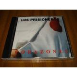 Cd Los Prisioneros / Corazones (nuevo Sellado) Caja Acrilica