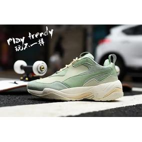 90f641b98 Zapatillas Puma Trueno Desierto Verde Jade 36/45venta Online