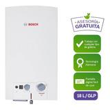 Terma A Gas Bosch Premium 18 Litros Glp